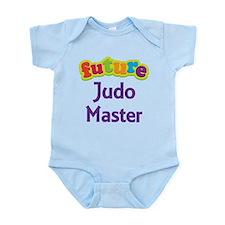 Future Judo Master Infant Bodysuit