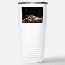 Lazy Beagle - Travel Mug