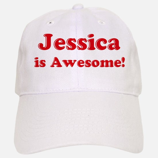 Jessica is Awesome Cap