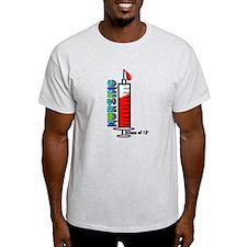 giant syringe blue T-Shirt