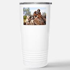 Puppies Boxer - Travel Mug