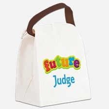 Future Judge Canvas Lunch Bag
