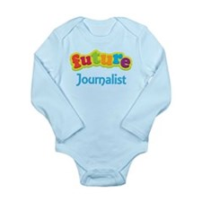Future Journalist Long Sleeve Infant Bodysuit