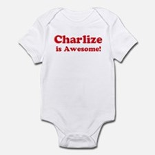 Charlize is Awesome Onesie