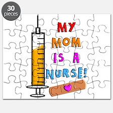 My mom is a nurse Puzzle