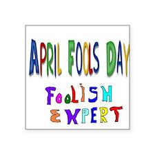 April Fools Day Sticker