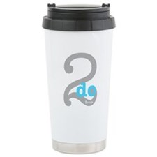 2do Design Logo Travel Mug