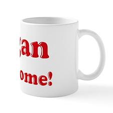 Meagan is Awesome Mug