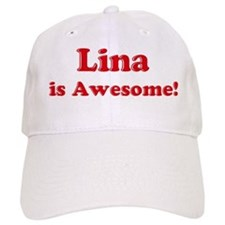 Lina is Awesome Baseball Cap