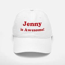 Jenny is Awesome Baseball Baseball Cap