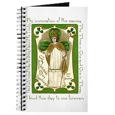 St. Patrick's Breastplate Journal