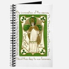 St. Patrick's Breastplate Journal