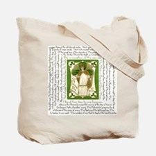 St. Patrick's Breastplate Tote Bag