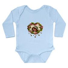 Irish Eyes Are Smiling Long Sleeve Infant Bodysuit