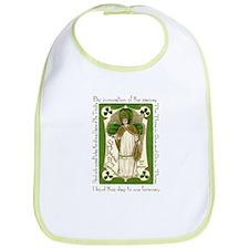 St. Patrick's Breastplate Bib