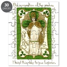 St. Patrick's Breastplate Puzzle