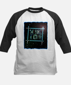 the force be with you Baseball Jersey