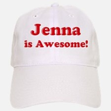 Jenna is Awesome Baseball Baseball Cap