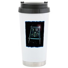 the force be with you Travel Mug