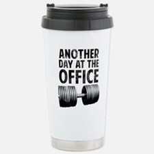 Unique Lifted Travel Mug
