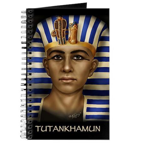Tutankhamun Headdress Journal
