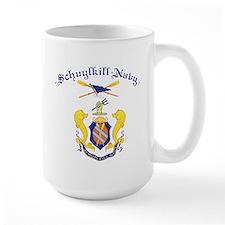 Crest of Schuylkill Navy Mug