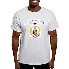 Crest of Schuylkill Navy T-Shirt