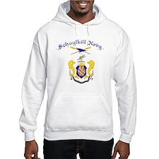 Crest of Schuylkill Navy Hoodie