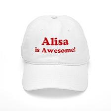 Alisa is Awesome Baseball Cap