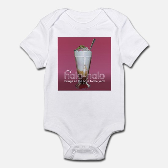 halo-halo -  Infant Bodysuit