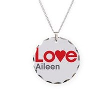 I Love Aileen Necklace