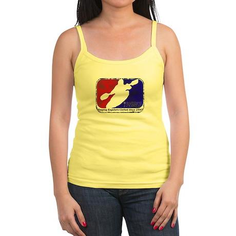 Kayak Shirt- Kayaking Logo Jr. Spaghetti Tank