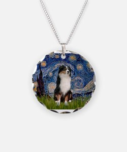 TILE-Starry-Aussie2.png Necklace