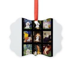 Bichon Masterpieces (A) Ornament