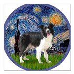 Starry Night - Border Collie (Z) - square.png Squa