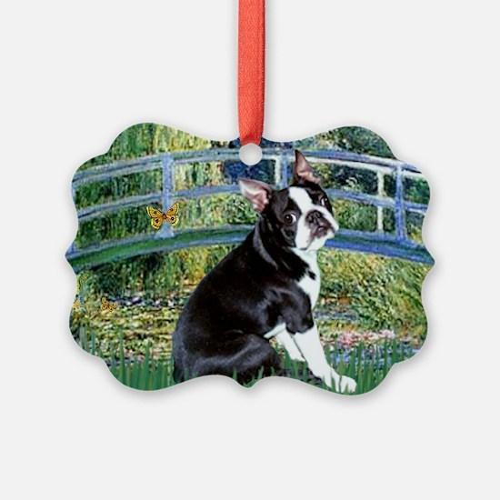 Boston Terrier 4 - The Bridge Ornament