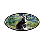 Boston Terrier 4 - The Bridge Patches