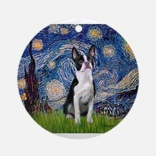 STARRY-Boston2.png Ornament (Round)
