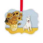 MP-Sunflowers - Bull Terrier 4.png Picture Ornamen