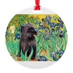 MP-IRISES-Cairn-BR17.png Round Ornament