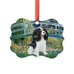 CLOCK-BRIDGE-Cav-Tri6.tif Picture Ornament
