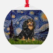 PILLOW-StarryCav-Blk-Tan.png Ornament