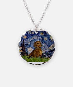 MP-Starry-Dachs-Brwn1.png Necklace