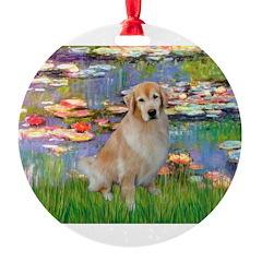 MP-Lilies-GoldBoomr.png Ornament