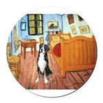 MP-ROOM--GSMD1.png Round Car Magnet