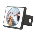 Creation/Labrador (Y) Rectangular Hitch Cover