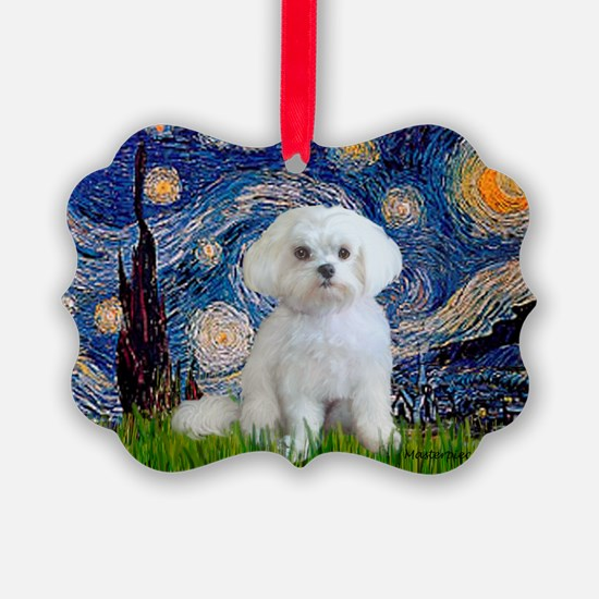 3-MP-STARRY-Malatese-Rocky.png Ornament