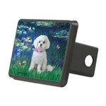 MP-LILIES5-Maltese-Rocky.png Rectangular Hitch Cov