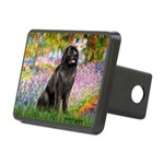 GARDEN-Newfie-Blk2.png Rectangular Hitch Cover
