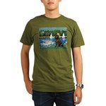 MP-SAILBOATS1-Newfie-Brown2.png Organic Men's T-Sh